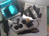 Aparat foto DSLR Canon EOS 1300d în garanție, ca NOU