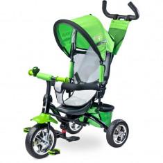 Tricicleta Toyz Timmy Green - Tricicleta copii, Verde