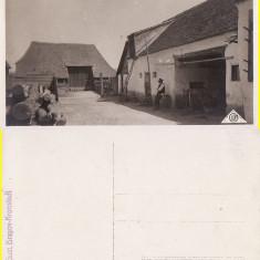 Brasov -Tipuri.Casa saseasca -  rara