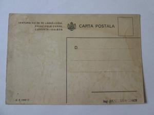 Rara! Carte postala Cercetasi-Centuria XIV/liceu Princ.Carol-Cohorta I Galben