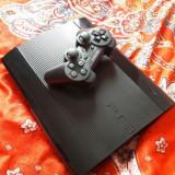 PS3 + periferiale + jocuri exclusive (nu accept schimburi) - PlayStation 3 Sony