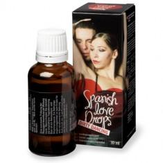 Spanish Love Dirty Dancing afrodisiac picaturi, 30ml - Stimulente sexuale, Afrodisiace