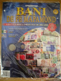 RWX 51 - BANI DE PE MAPAMOND - NUMARUL 21 - IN AMBALAJUL ORIGINAL!!!
