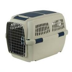 Cușcă pentru transport câini, de până la 100 kg - Clipper 7 TORTUGA - Geanta si cusca transport animal