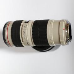 Obiectiv Canon EF 70-200mm f/4L USM - Obiectiv DSLR