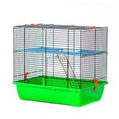 GINO 1 EKO cuşcă hamster - Cusca, cotet, tarc si colivie