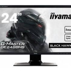Monitor Iiyama G-Master GE2488HS 24 inch 1ms Black - Monitor LED