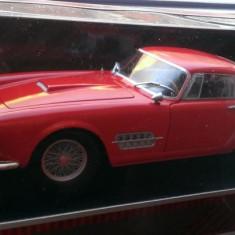 Macheta Ferrari 410 SuperAmerica 1955 - HotWheels 1/18 - Macheta auto, 1:43
