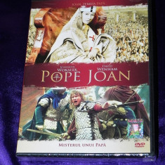 DVD FILM MISTERUL UNUI PAPA / POPE JOAN. NOU. SIGILAT. SUBTITRARE IN ROMANA - Film drama