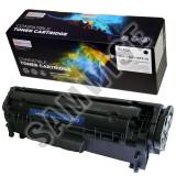 Cartus toner negru Universal, compatibil imprimante LaserJet HP Seriile 10xx, 30xx, 40xx si Canon MF4xxx, D450, FAX-L-3000/ip