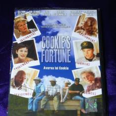DVD FILM COOKIE S FORTUNE / AVEREA LUI COOKIE. SIGILAT. SUBTITRARE ROMANA - Film comedie