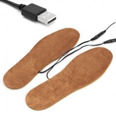 Branturi electrice USB Warm Universal