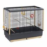 Cușcă păsări PIANO 5 – 71 x 38 x 63 cm - Papagal