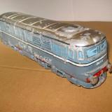 Locomotiva CFR RSR duraluminiu colorat.