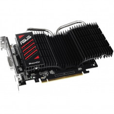 Placa video ASUS GeForce GTX 750 Silent 2GB DDR5 128-bit - Placa video PC Asus, PCI Express, nVidia