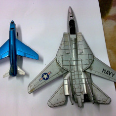 Jucarii metal - Macheta Aeromodel UM, 1:48