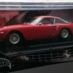 Macheta Ferrari 250 GT Berlinetta 1963 - HotWheels 1/18 - Macheta auto, 1:43