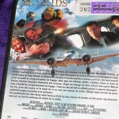 DVD FILM SKY KIDS / FLYBOYS / ZBOR CU PERIPETII. NOU. SIGILAT. SUBTITRARE ROMANA