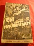 E.Johannsen - Cei 4 Infanteristi - Ed. Cugetarea , interbelica