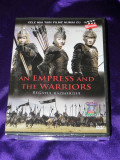 DVD FILM REGATUL RAZBOIULUI / AN EMPRESS AND THE WARRIORS. SIGILAT. subtitrare, Romana