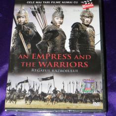 DVD FILM REGATUL RAZBOIULUI / AN EMPRESS AND THE WARRIORS. SIGILAT. subtitrare, Romana