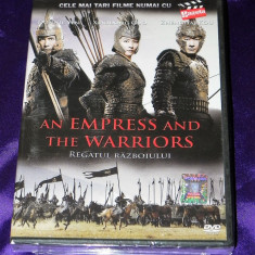 DVD FILM REGATUL RAZBOIULUI / AN EMPRESS AND THE WARRIORS. SIGILAT. subtitrare - Film actiune, Romana