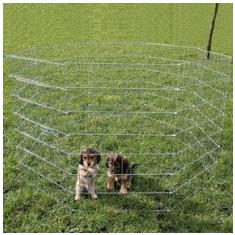 Țarc pentru cățeluși și câini mici - Cusca, cotet, tarc si colivie