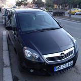 Opel Zafira ( octombrie 2007 )urgent, Benzina, 212000 km, 598 cmc