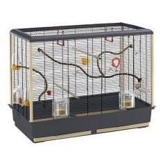 Cușcă păsări PIANO 6 – 87 x 46, 5 x 70 cm - Papagal