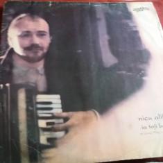 DISC VINIL NICU ALIFANTIS - IA TOJI BALADIST - Muzica Folk