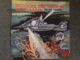 Jules verne 20000 de leghe sub mari disc vinyl lp poveste copii dramatizare exe, VINIL, electrecord
