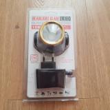 Lanterna Led cu prindere pe cap long range cu acumulator - 29 lei