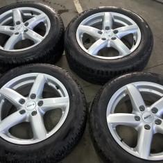 Jante R16 Alutec VW Seat Skoda Audi cu anvelope Iarna Bridgestone / Golf 7 - Janta aliaj Alutec, Latime janta: 7, Numar prezoane: 5, PCD: 112