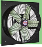 B5PA – ventilator axial care se monteaza pe perete