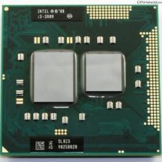 PROCESOR INTEL CORE I3-380M 2X 2.53GHZ/3MB socket PGA988 SLBZX ca NOU - Procesor laptop