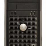 Calculator DELL Optiplex 380 Tower, Intel Core 2 Duo E8500 3.16 GHz, 4 GB DDR3, 160 GB HDD SATA, DVDRW, Windows 10 Home, 3 Ani Garantie - Sisteme desktop fara monitor