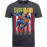 Tricou Superman - US Flight - Tricou barbati, Marime: XL