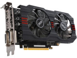 Placa video ASUS AMD Radeon R7 360 OC 2GB GDDR5 128bit HDMI DVI DisplayPort, PCI Express, 2 GB
