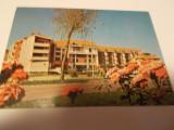 BISTRITA NASAUD ,BISTRITA ,HOTELUL COROANA DE AUR  1976, Circulata, Printata