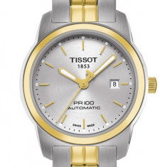 Ceas dama Tissot PR100 Automatic T049307A, Mecanic-Automatic