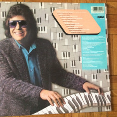 Ronnie milsap lost in the fifties tonight disc vinyl lp Muzica Country rca records rock 1986, VINIL