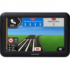 """Sistem de navigatie pentru camion Navaio cu ecran de 5"""", iGo Primo NextGen, android, bluetooth si Wi-Fi incorporate - Localizator GPS"""