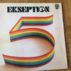 Ekseption 5 album disc vinyl lp muzica symphonic jazz rock 1972 gatefold germany - Muzica Rock Philips, VINIL