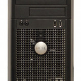 Calculator DELL Optiplex 380 Tower, Intel Pentium Dual Core E5800 3.2 GHz, 2 GB DDR3, 160 GB HDD SATA, DVDRW, Windows 10 Home, 3 Ani Garantie - Sisteme desktop fara monitor