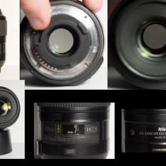 Nikon AF-S DX Micro Nikkor 85mm F3.5 - Obiectiv DSLR