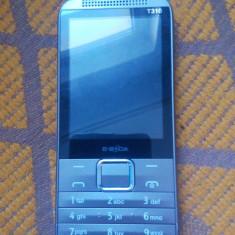 Telefon dual SIM E-Boda T310 - Telefon mobil Dual SIM E-boda, Maro, Nu se aplica, Neblocat, Fara procesor
