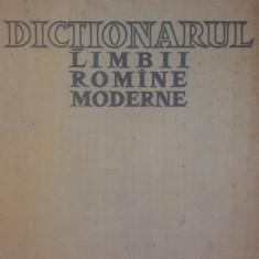 DIMITRIE MACREA - DICTIONARUL LIMBII ROMANE MODERNE