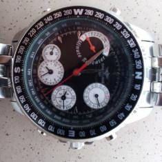 Ceas full chronograf Breitling - Ceas barbatesc Breitling, Quartz