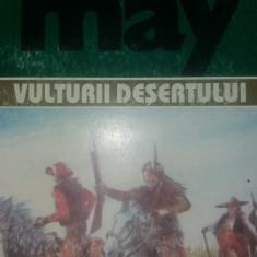 KARL MAY – VULTURII DESERTULUI - OPERE 32
