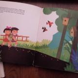 BIRDS' HOMES, 1982, coperti cartonate, frumos ilustrata - Carte de povesti